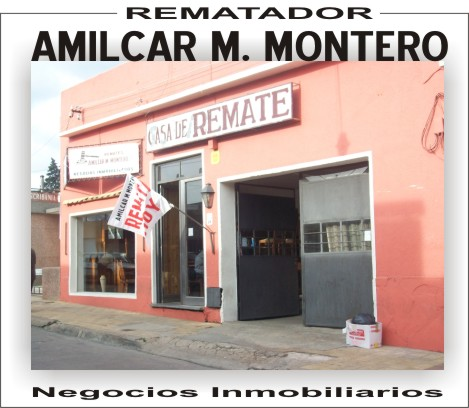 Remates amilcar montero for Intendencia lavalleja